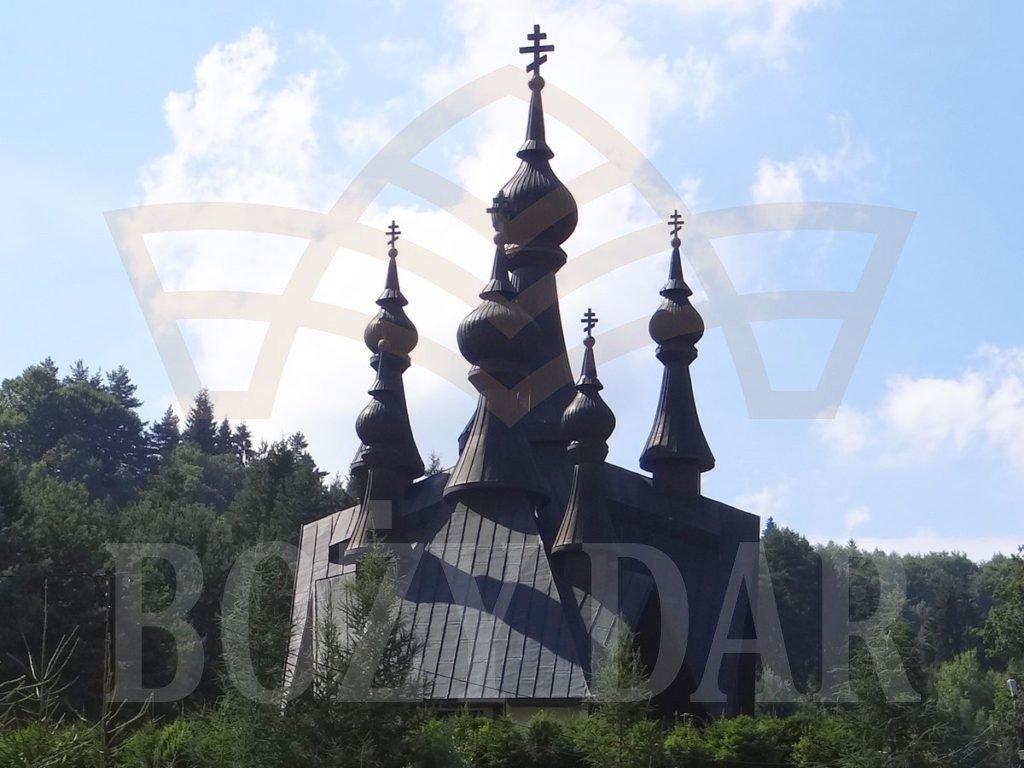 Cerkiew w Krynicy