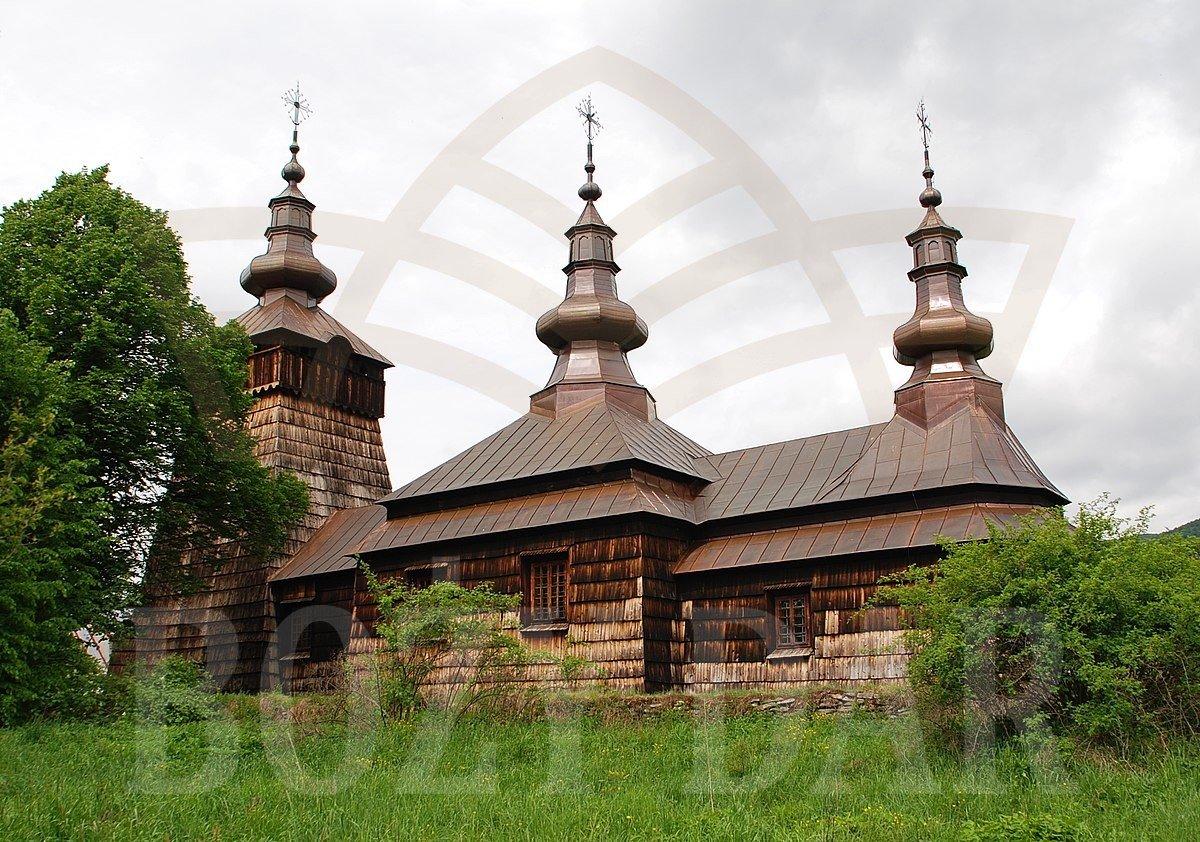 Cerkwie w Krynicy