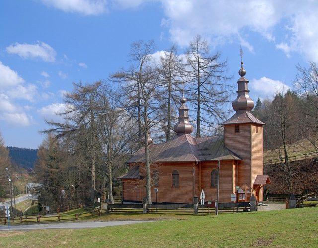 cerkiew w Krynicy Zdroju
