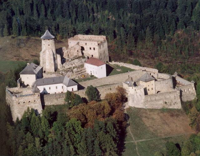 Wycieczka na Słowację - Stara Lubowla