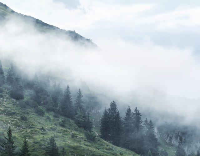 czego nie robić w górach