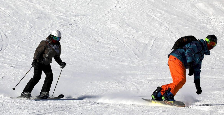 Od czego zacząć naukę jazdy na nartach