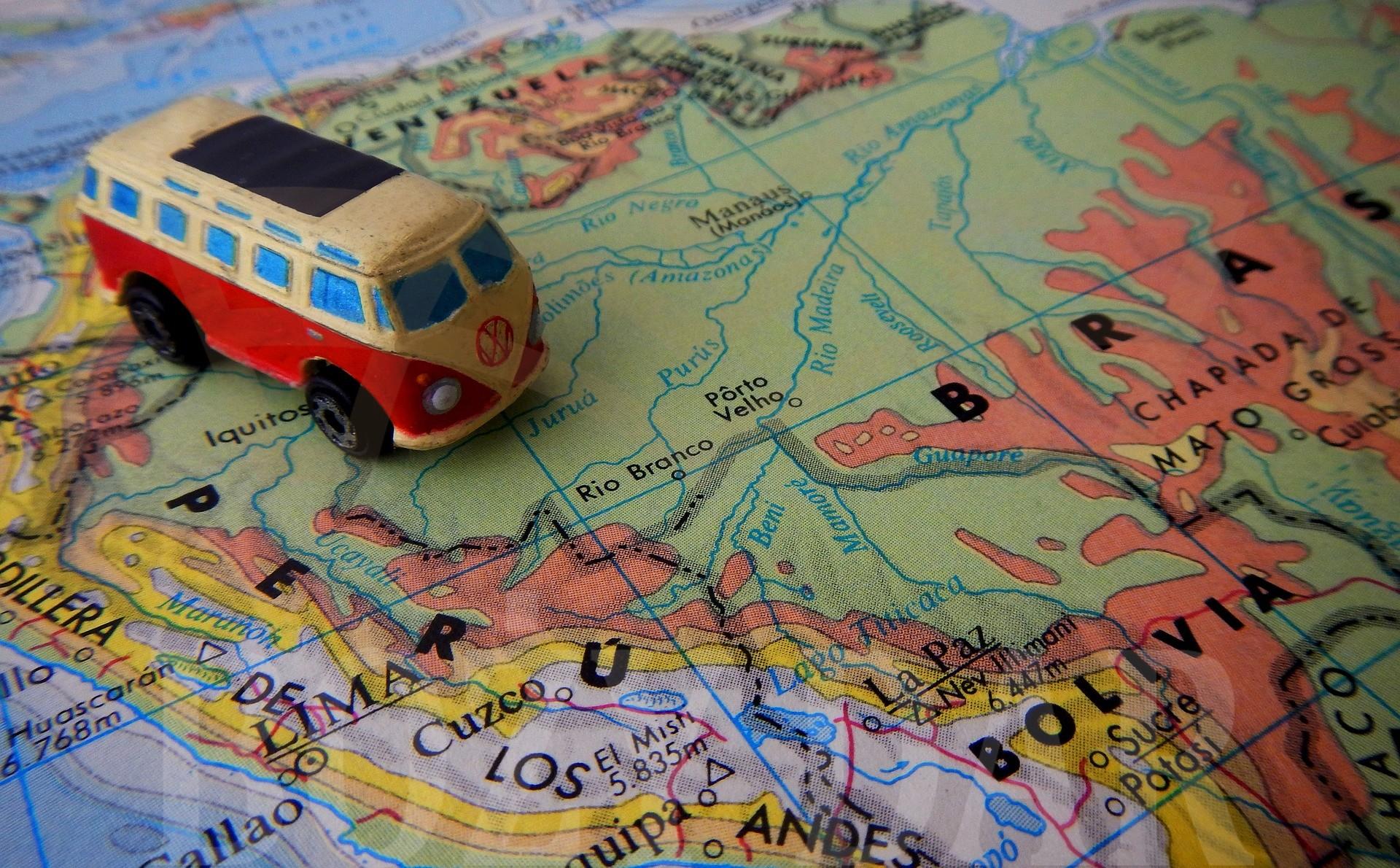 Sposób na podróżowanie z domu